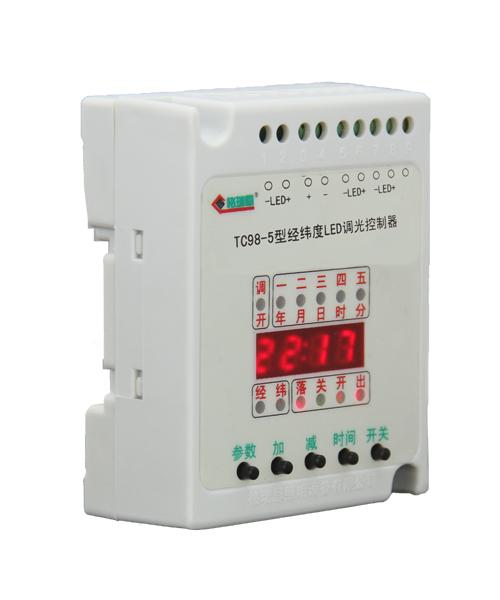 全自动经纬度路灯控制器控制开关灯时间是