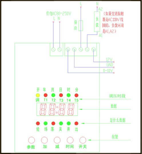 路灯控制器|路灯控制箱|全自动经纬度路灯控制器|全